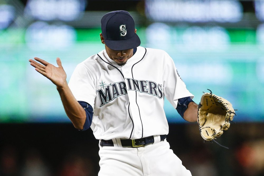Edwin Diaz. He is good.  Photo Credit: USA Today