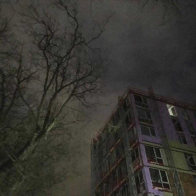 City hobgoblins #iphonese #squarephotography #supernatural #nightphotography