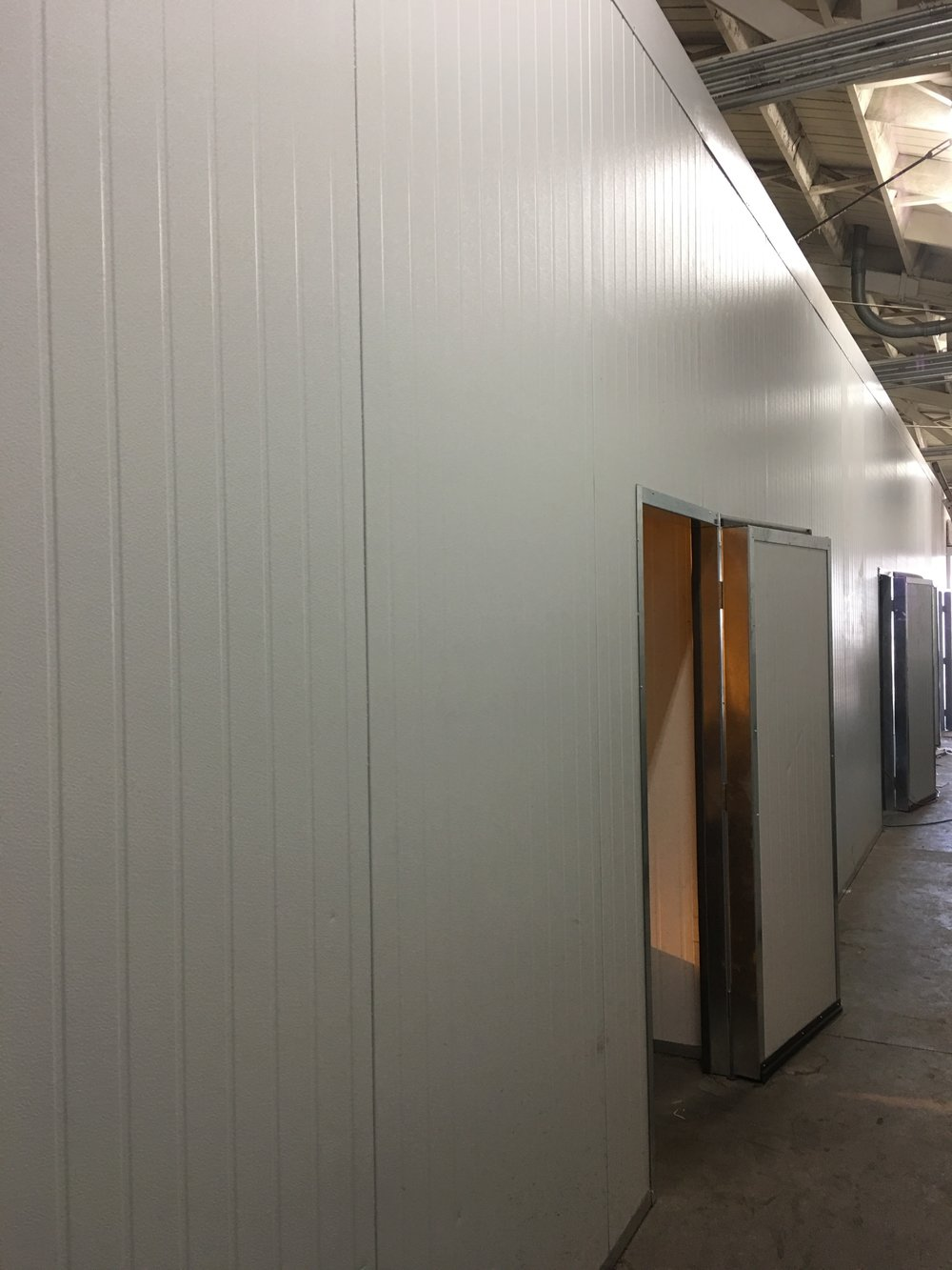 PANEL ROOMS FOR CULTIVATION