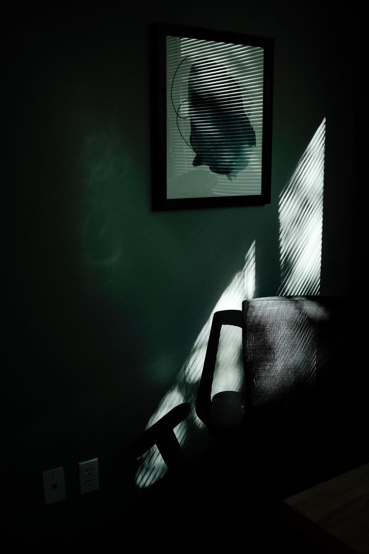 window light shadow Seattle office