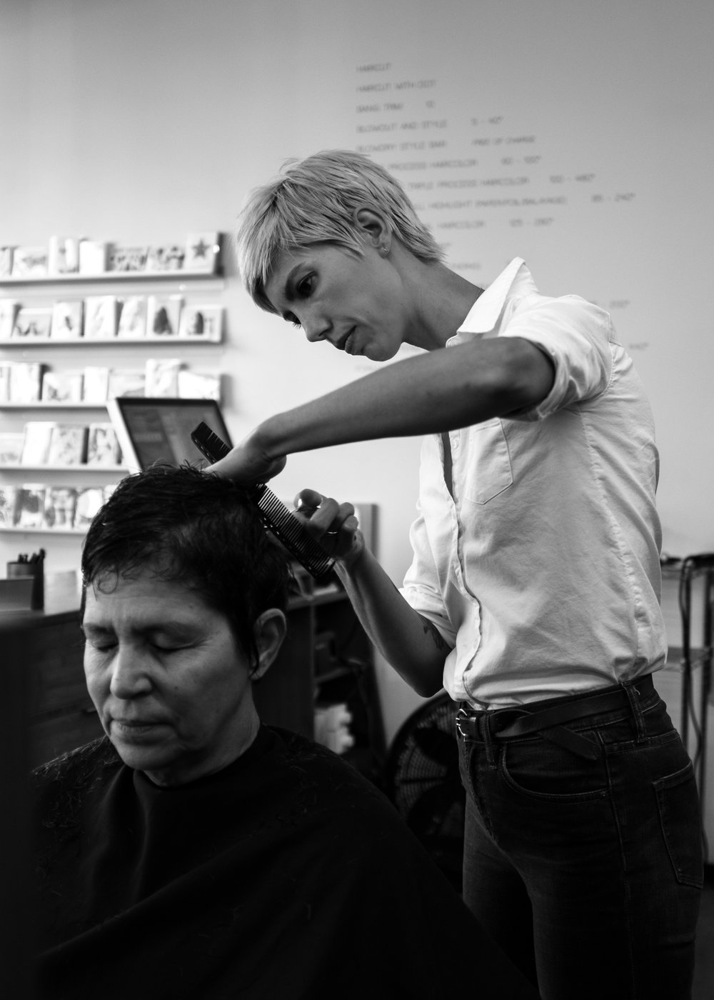 tenpachi Seattle hair hairstylist