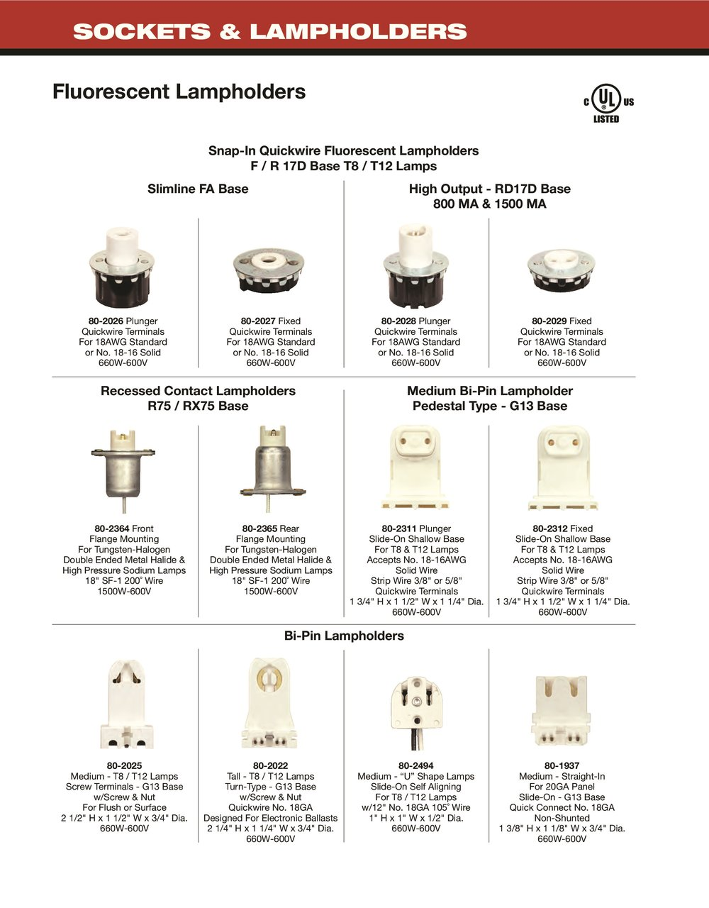 Fluorescent Sockets The Lighting Guy How To Convert T12 T8 Slimline Lampholders And