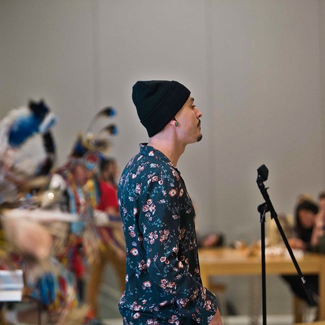 PJ keep pressing forward don't look back don't get distracted stay humble stay true to who you are and what makes you happy fuck what they think 💯🎯#VoicesInMyHead #PJVegas #NativeStateOfMind #yaqui #indigenous #italian #urbannative #applestore