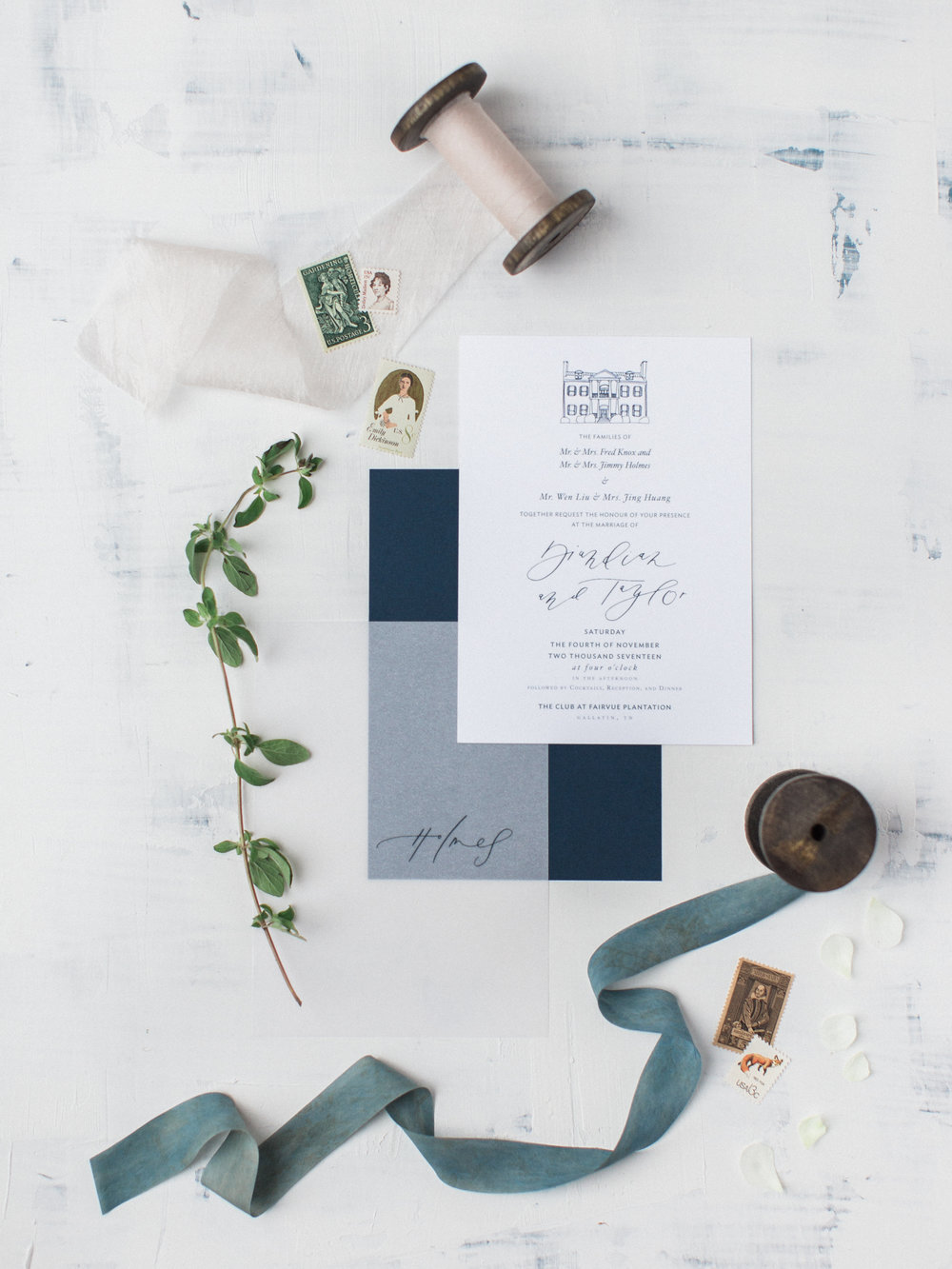 Planning & Design - Our philosophy is that one should never have to sacrifice elegance for a thoughtful, well-planned event. We pair our intuitive design process and signature style to create a one-of-a-kind event for you.Planning &CoordinationDay of StylingFull Event Design