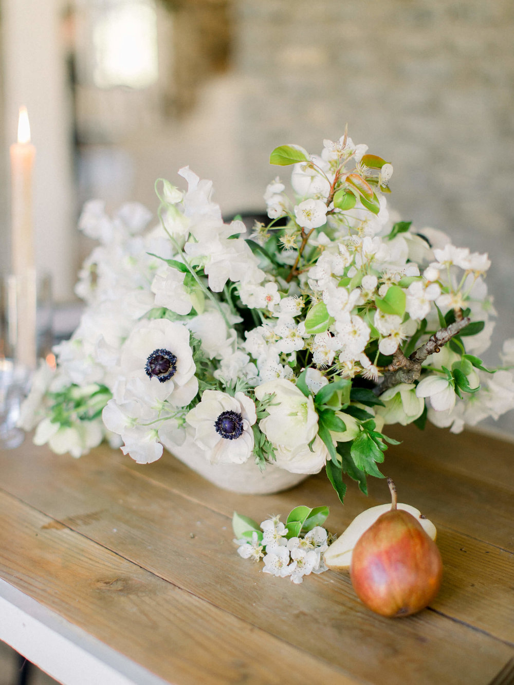 Do you offer local deliveries of flowers or plants?  - At this time, we do not. We do however offer event flowers for small events and floral workshops in addition to our event services.
