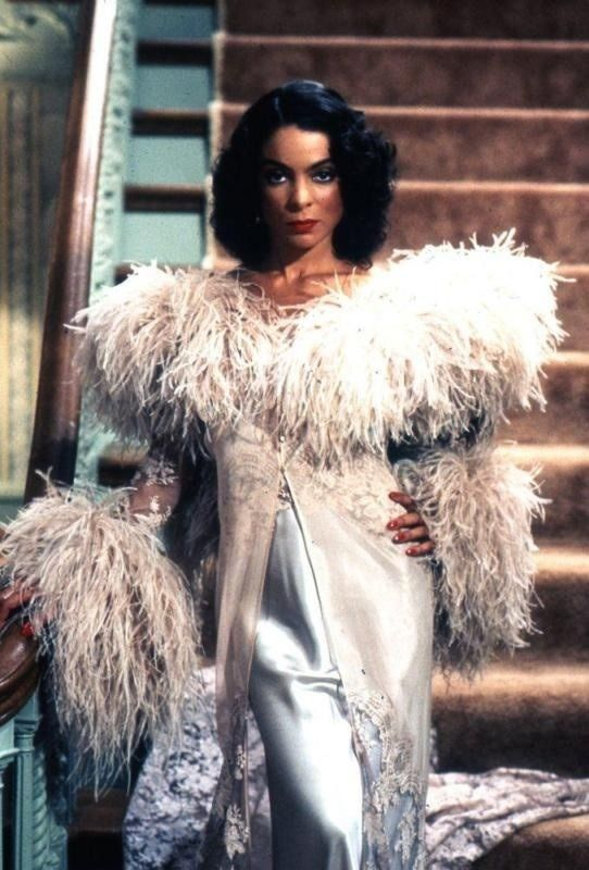 Jasmine Guy as Domonique La Rue in the 1989 film Harlem Nights
