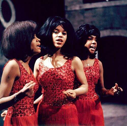 The Supremes, c 1960s