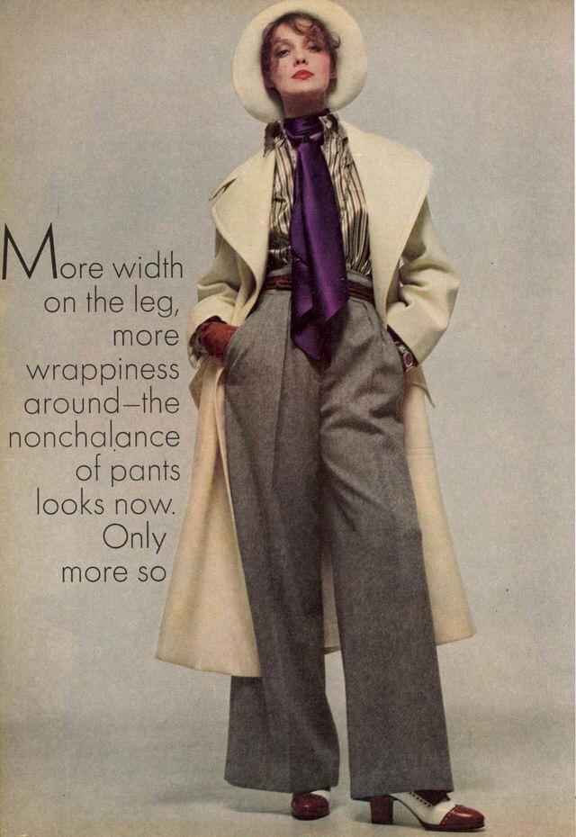 Vogue, Feb 1972