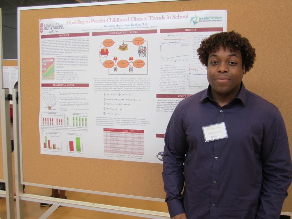 Student Research & Scholarship Day 2017: Demetrius Rhodes, Innovation & Applications