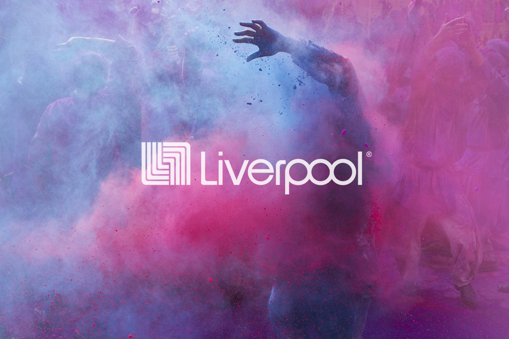 LIVERPOOL  - WEB DESIGN -