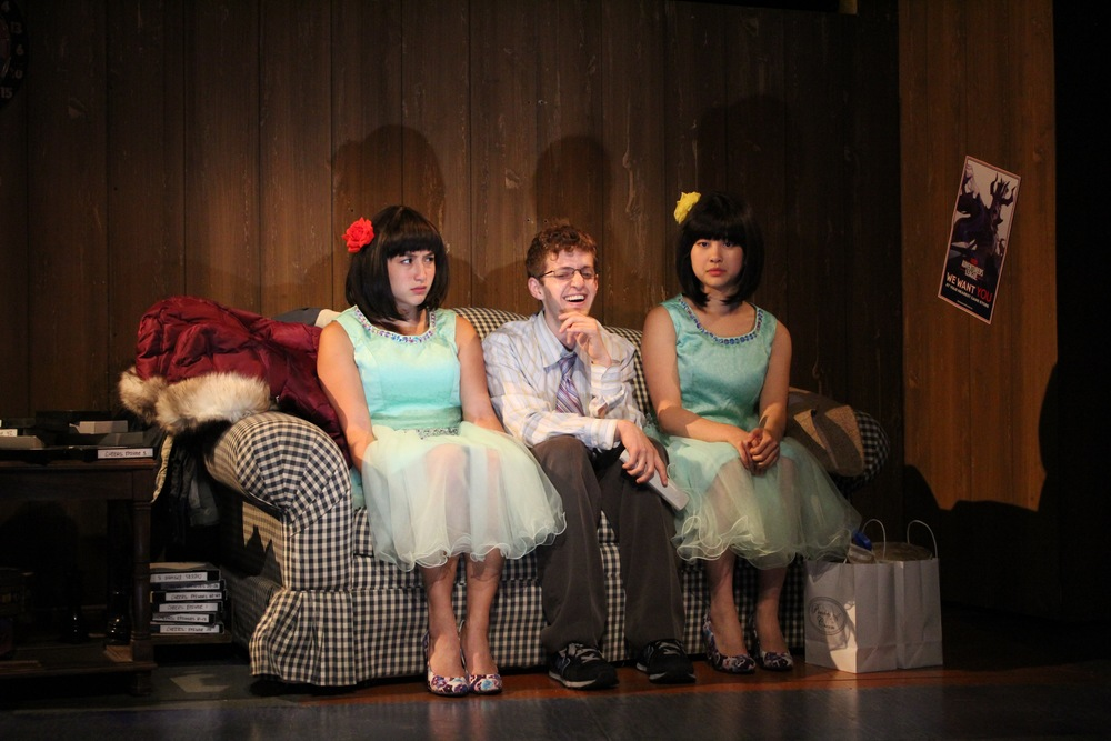 'peerless' by Jiehae Park @ Barrington Stage Company
