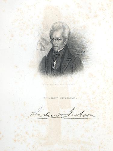 Andrew Jackson, 1824