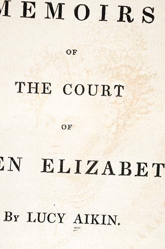 Queen Elizabeth, 1826