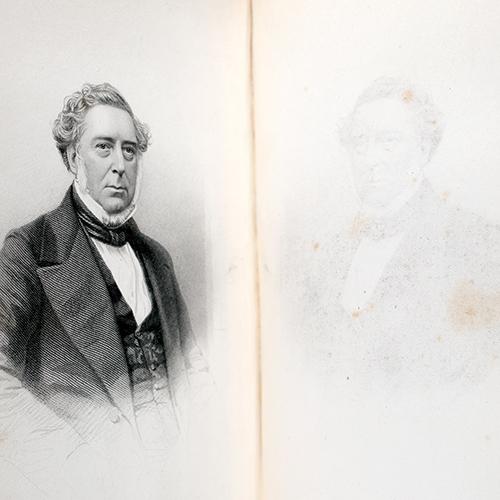 George Stephenson, 1862