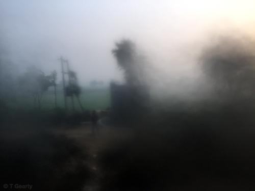 Agra Train #605