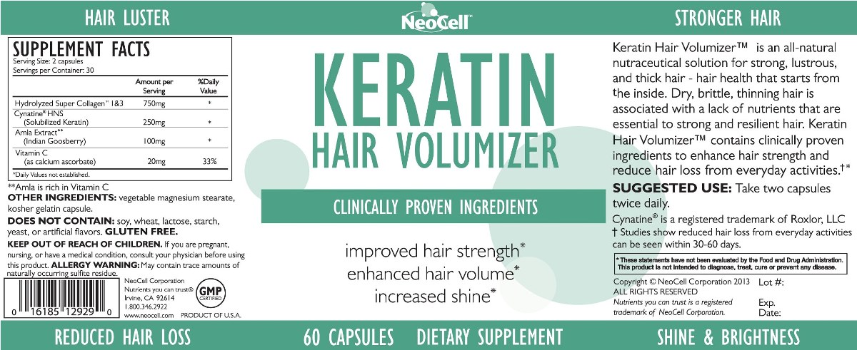 Keratin Hair Volumizer_LabelFINAL