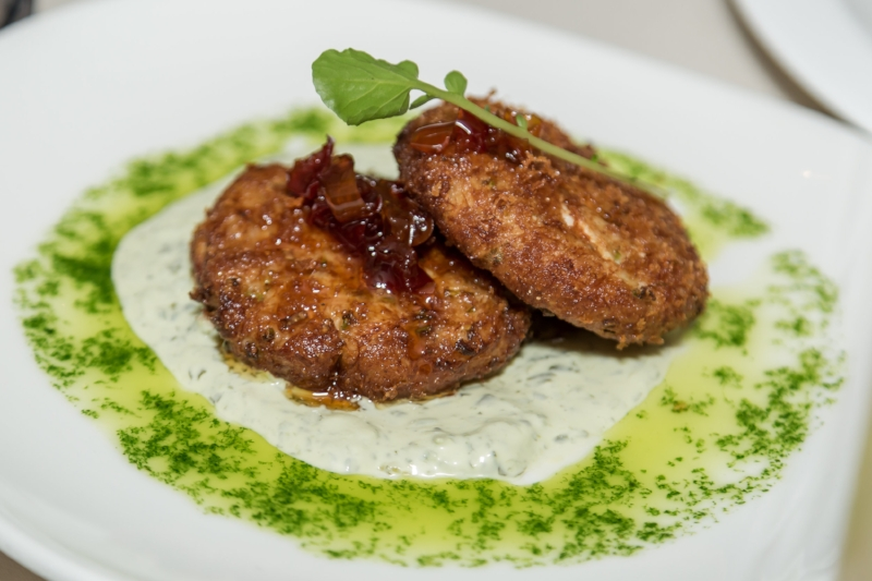 Crab Cakes - Appetizer