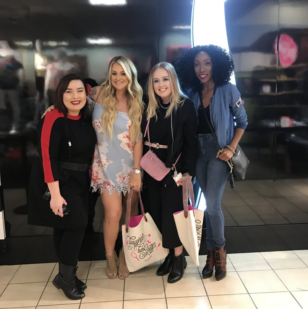 Thank you so much  Sephora Escondido  for having me!!!