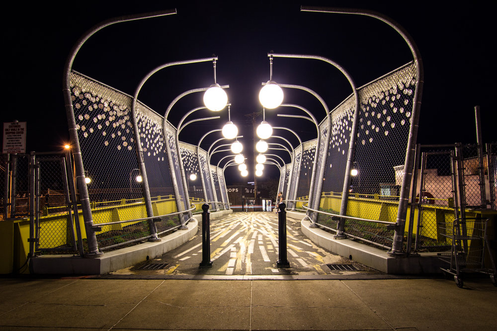 East Liberty-Shadyside Pedestrian Bridge