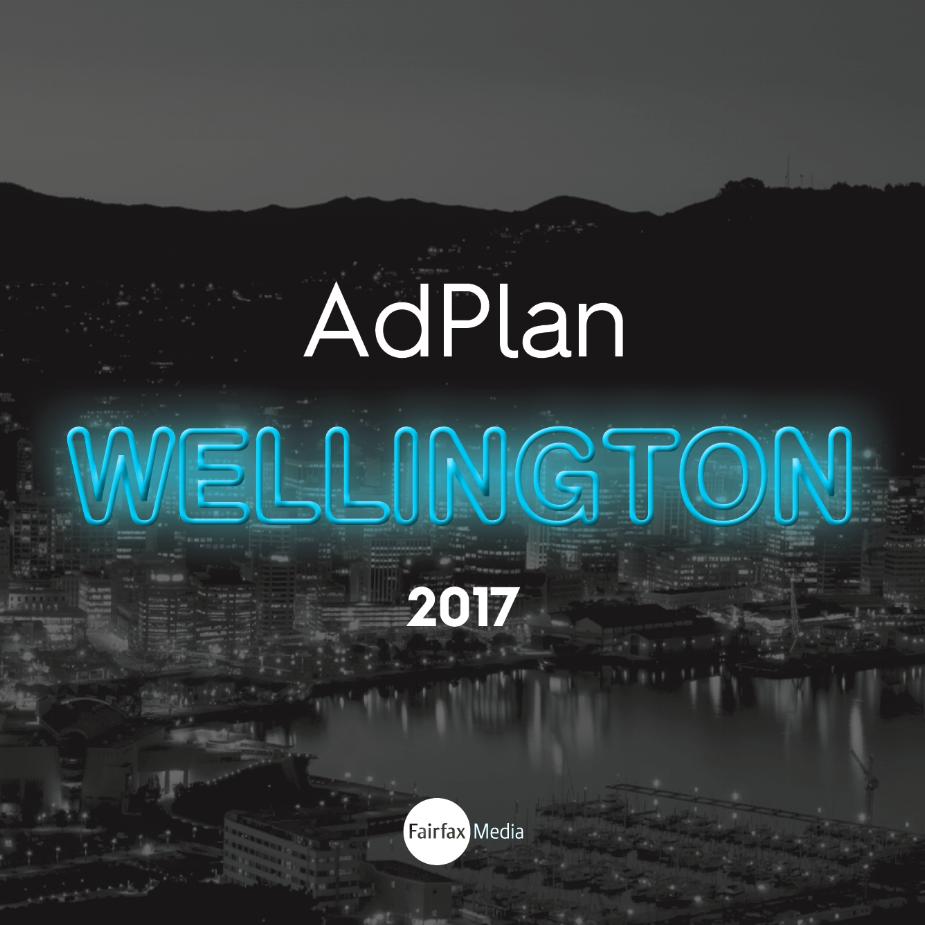 AdPlan Wellington 2017