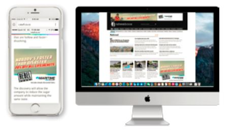 Digital execution on Stuff apps and Otago Daily Times.