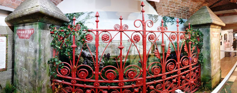 The Original Gate from Strawberry Fields