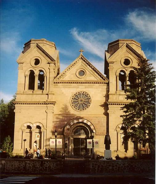 Santa Fe Cathedral Basilica St Francis