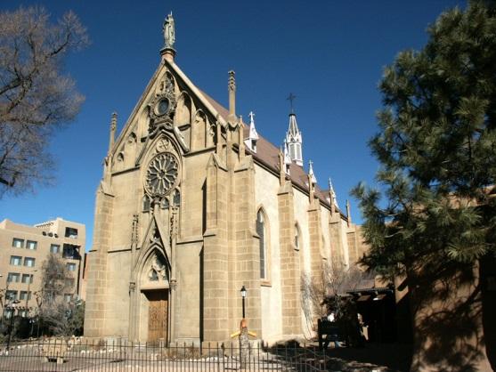 Santa Fe Loretto Chapel