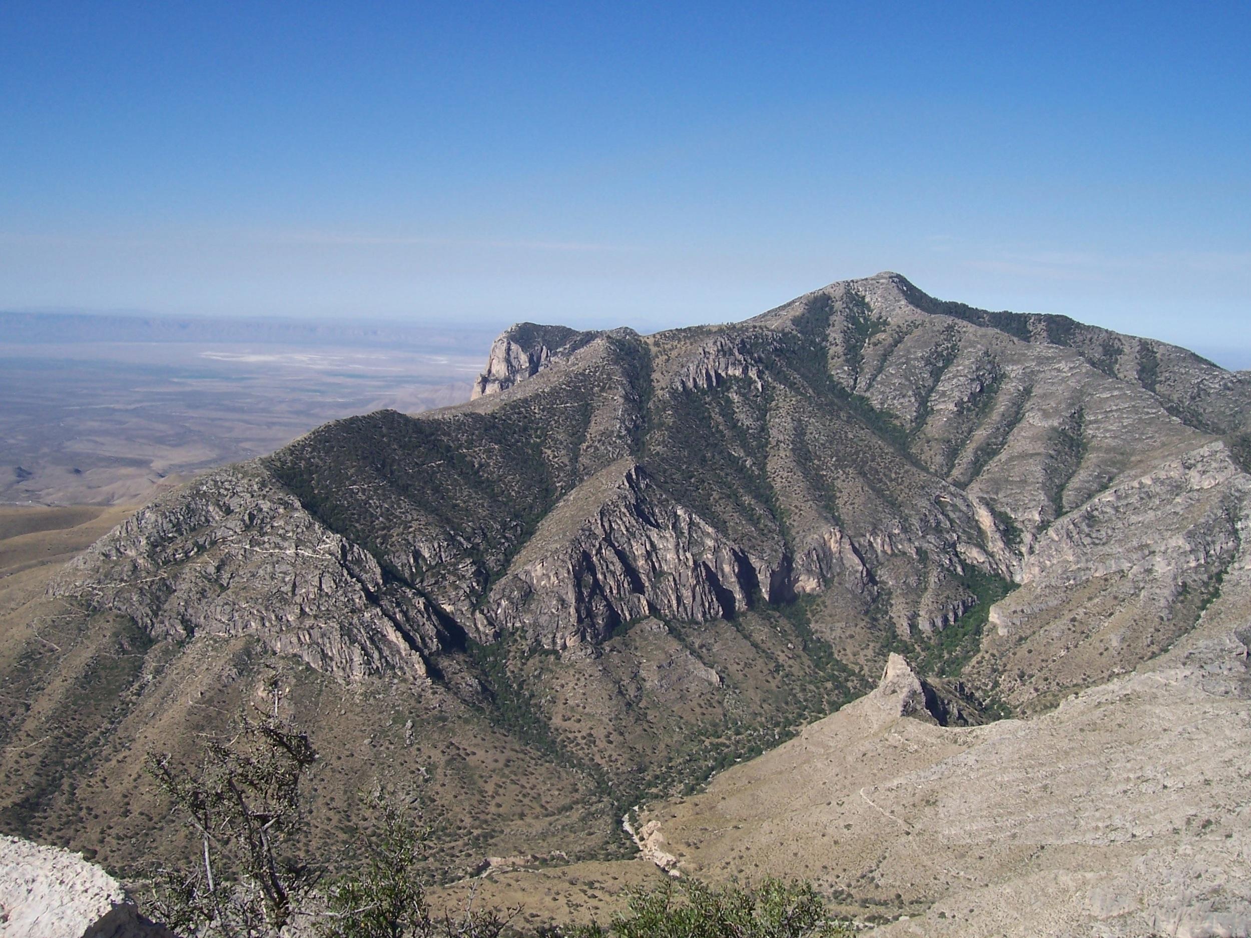 Guadalupe Peak 2006