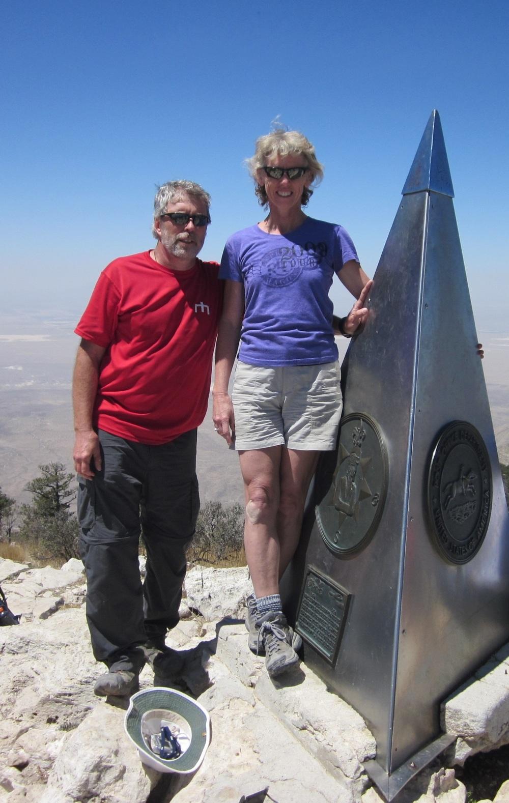 B&C guadalupe peak 2011