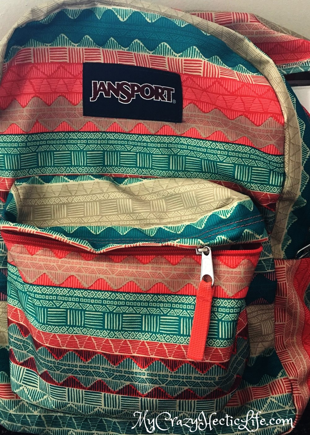I use a Jansport super break backpack everyday!