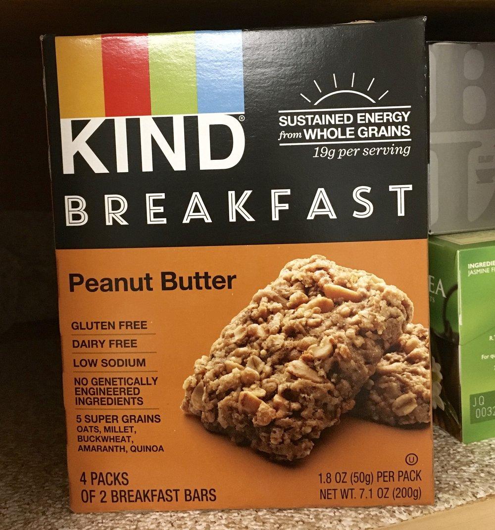 My favorite daytime snack