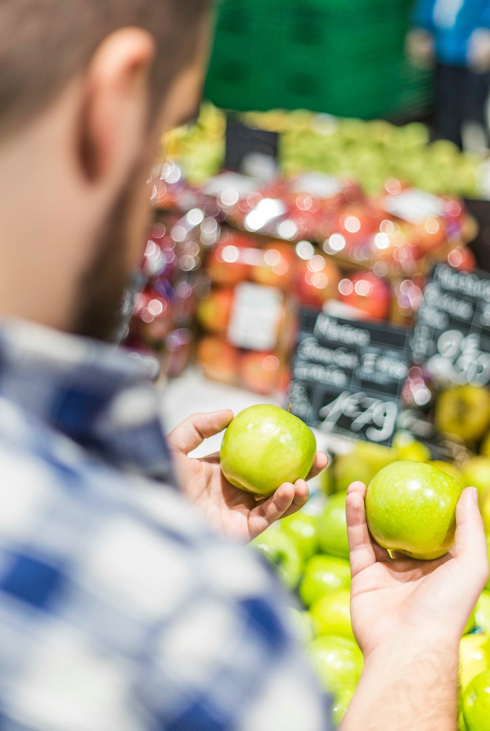 Grocery Shopping - Eating Healthy without breaking the bank