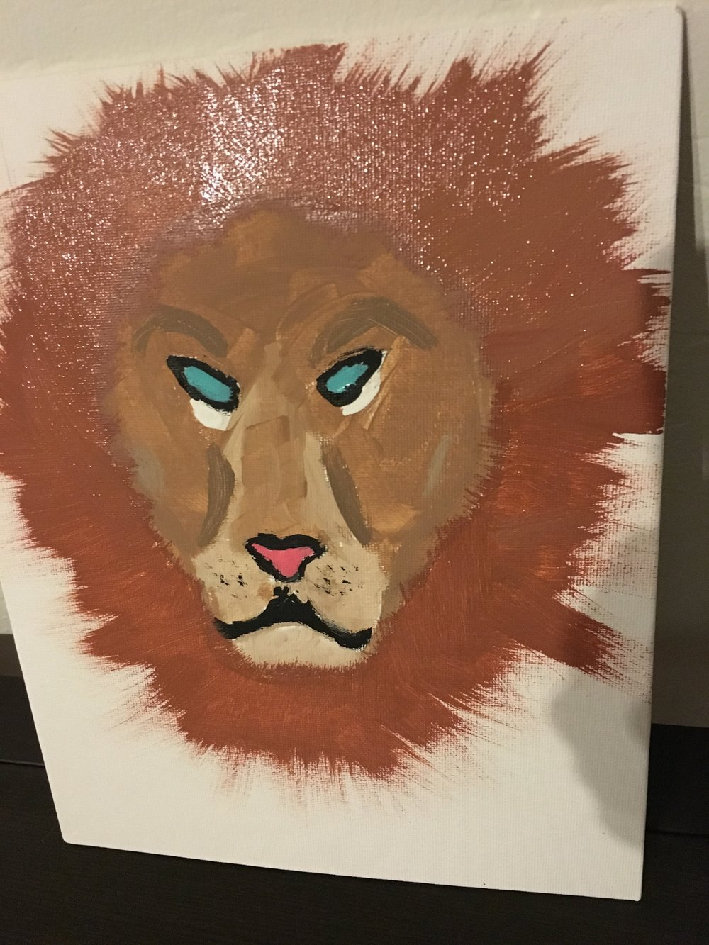 My friends and i had a paint night. For a few bottles of Acrylic Paint, canvases, and paintbrushes, i spent a total of $20.