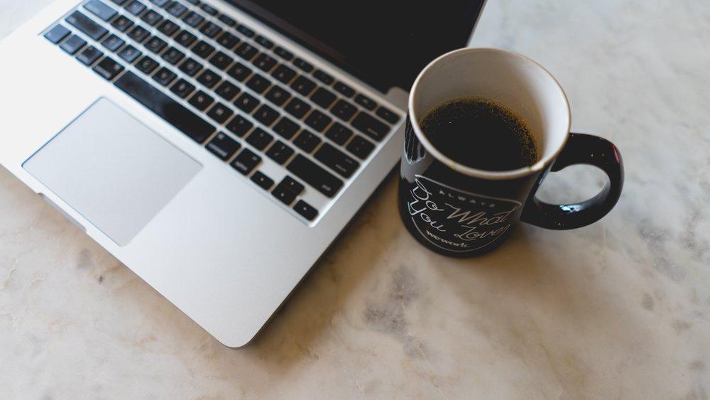 Blogiversary - computer