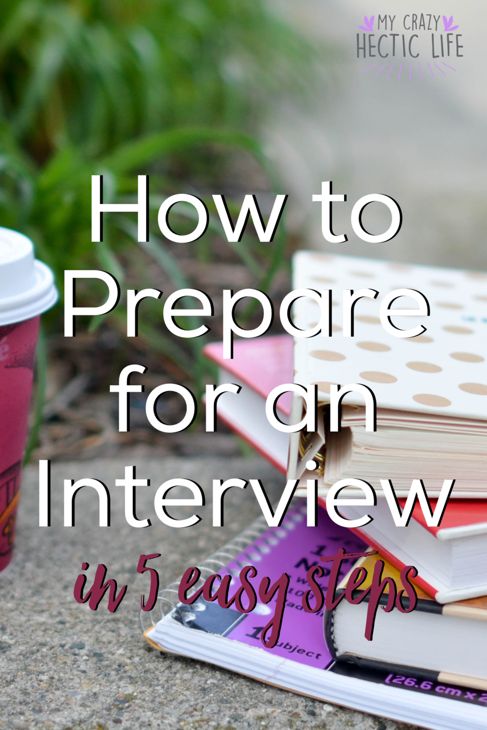 Preparing for Interviews in 5 Easy Steps