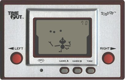 Game & Watch handheld devices offered a variety of games