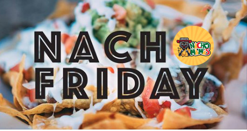 Friday is Nacho Night!  Come grab some of the best nachos in Seattle from Nacho Mama's food truck...and of course a pint to pair with it!  Tonight only, special nacho offerings, dessert & pairings!