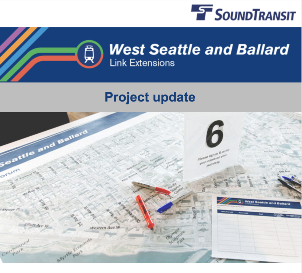 Link Light Rail Is Coming To West Seattle! Weu0027re