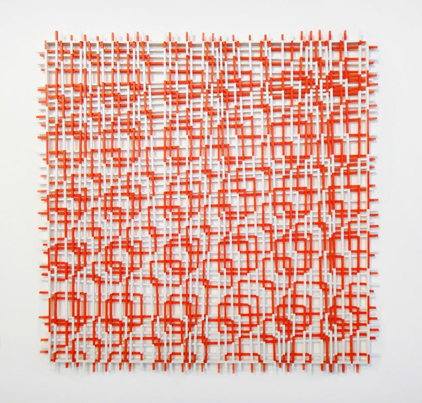 HILARIE MAIS, RES, 2 X 2 M, 2015