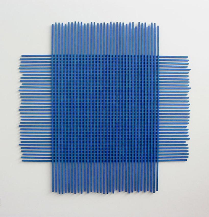 HILARIE MAIS, SHIVER, 200 x 200 cm, 2007