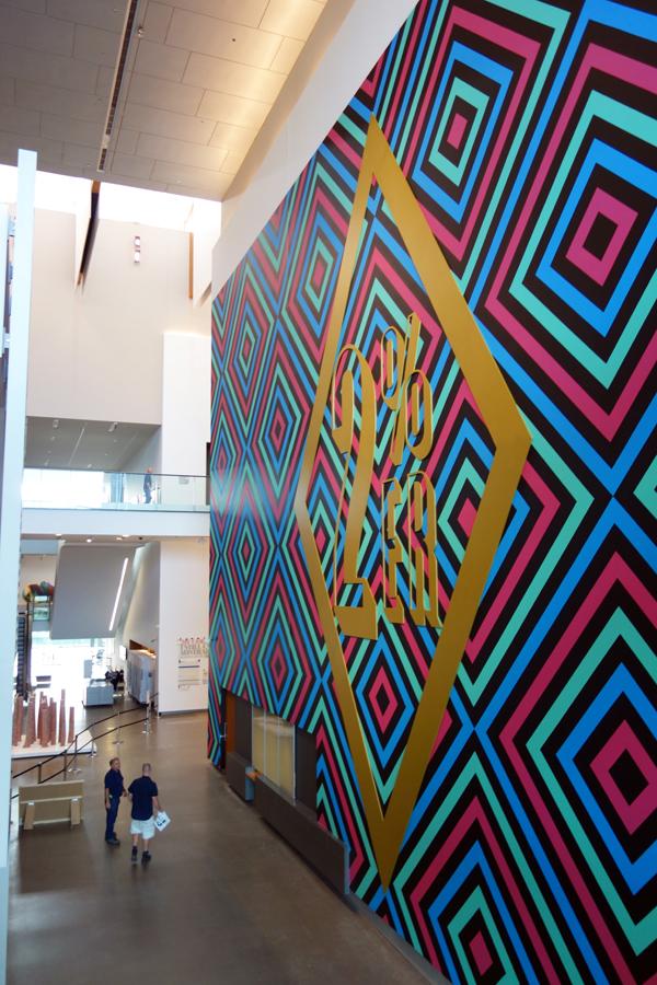 REKO RENNIE, TRUST THE 2%, installation commission at GOMA, 2013