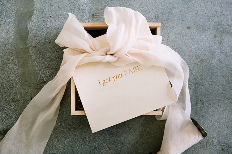 I Got You Babe Print package