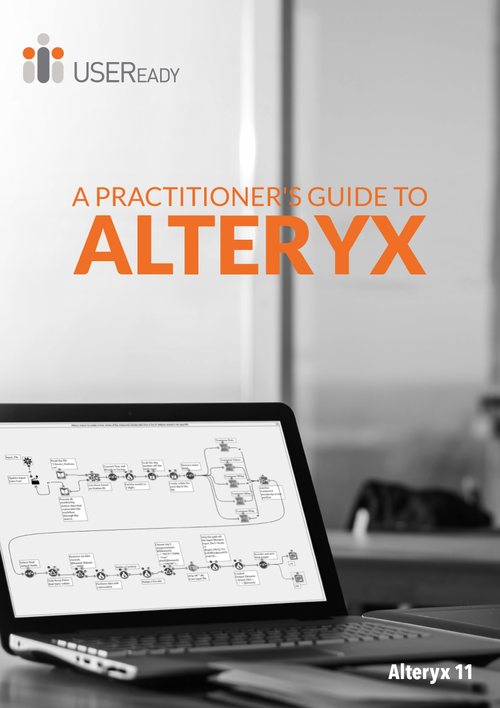 Alteryx Book