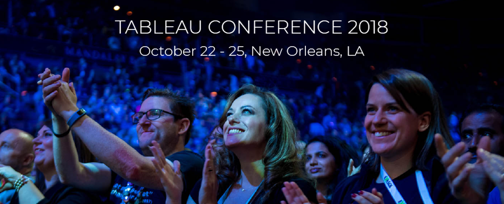 Tableau Conference 2018 — USEReady Blog