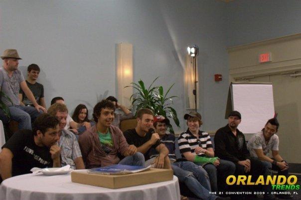 All speaker Q & A panel