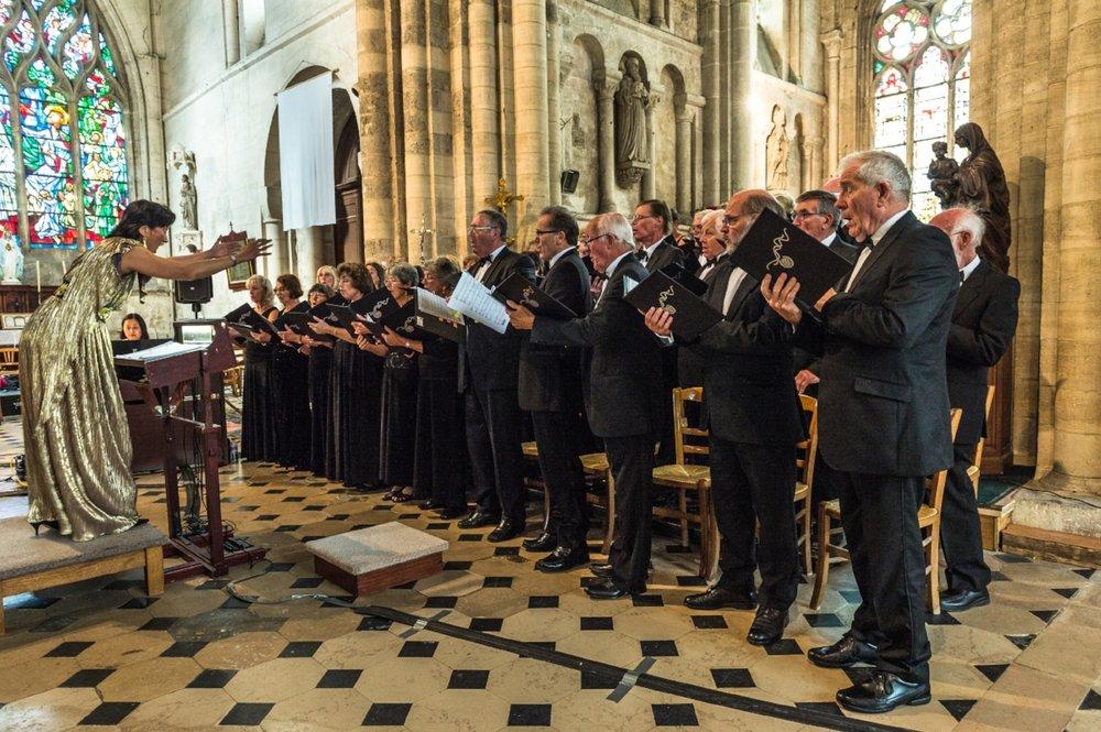 RMDS Choir