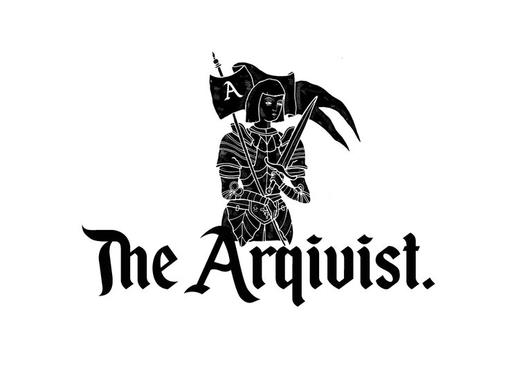 The Arqivist - Salvaged and Antique Art Supplies & Objects