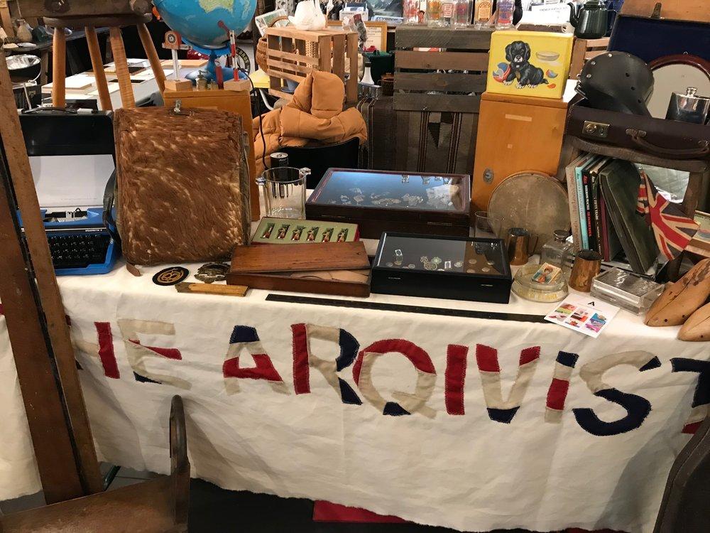 The Hackney Flea Market at Abney Hall