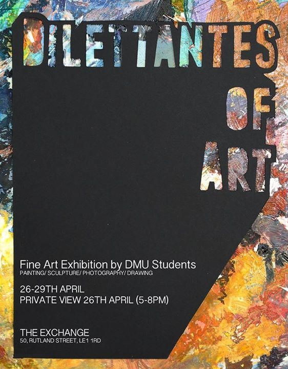 - DILETTANTES OF ART [2015]